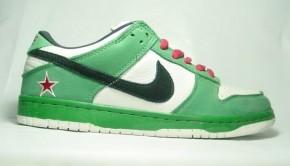 Heineken Nike schoen