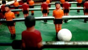 Tafelvoetbal