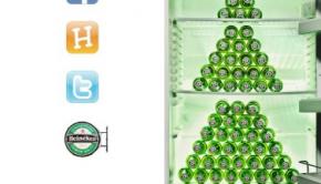 Heineken print en facebook