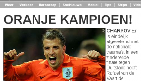 Newsjack Oranje Kampioen