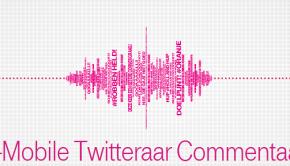T-Mobile twitteraar commentaar
