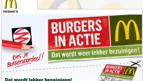 McDonalds verkiezingen