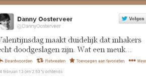 Tweet Danny Oosterveer