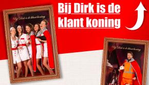 Koningsmantel Dirk van den Broek