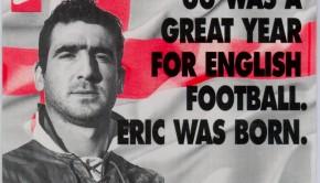 Nike Eric Cantona