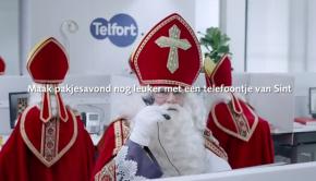 Telfort Sinterklaas
