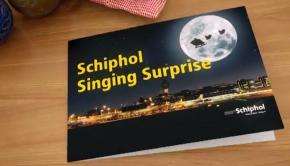 Schiphol Singing Surprise