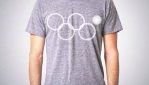 T-shirt vier ringen Sochi