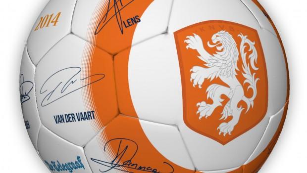 KNVB TELEGRAAF BAL FINAL