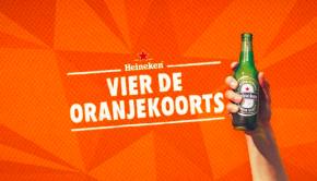 Heineken Oranjekoorts Sambashirt