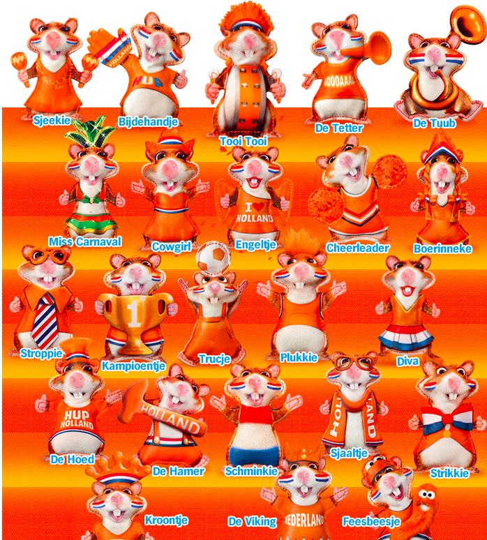 23 Hup Holland Hamsters Albert Heijn
