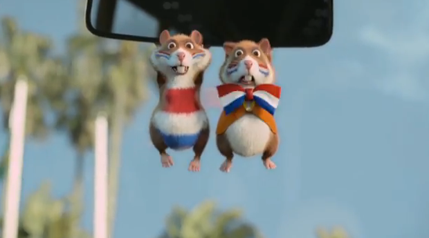 Hup Holland Hamsters commercial