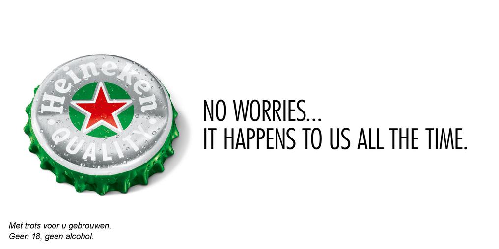 Bendgate Heineken